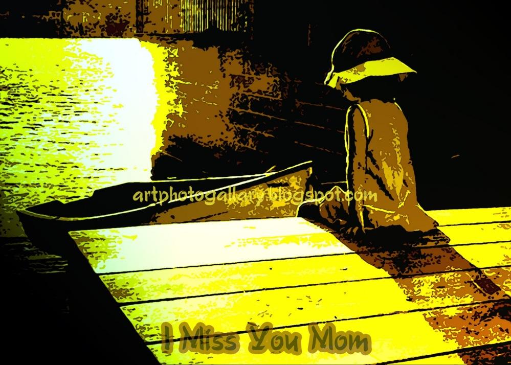 Poem: I Miss You, Mum (2/2)