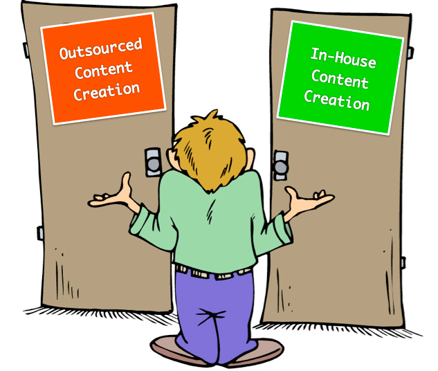 Why Outsource Content to Professional Writers?